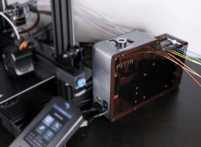 3D-Druck-Modul an Ender3