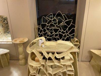 Möbel und dekorative Elemente aus dem 3D-Drucker