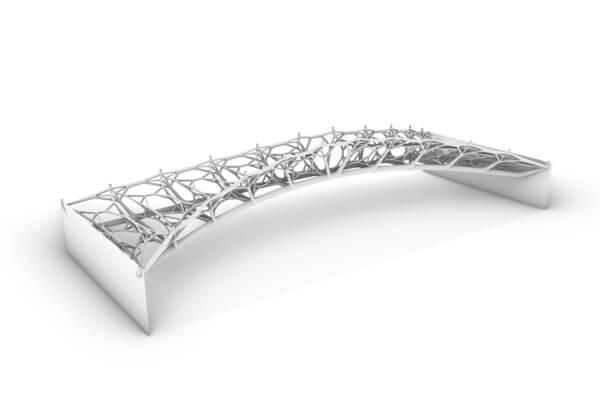 Modell Brücke