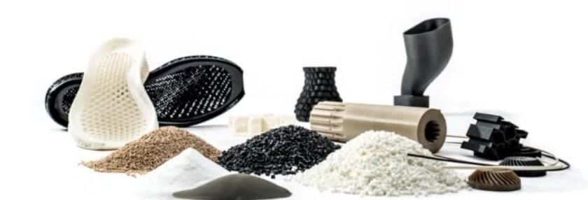 3D-Druck-Materialien der LEHVOSS Group