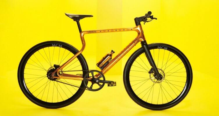 3D-gedrucktes E-Bike von MCM und Urwahn