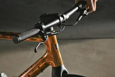 Lenker Luxus-E-Bike von MCM und Urwahn