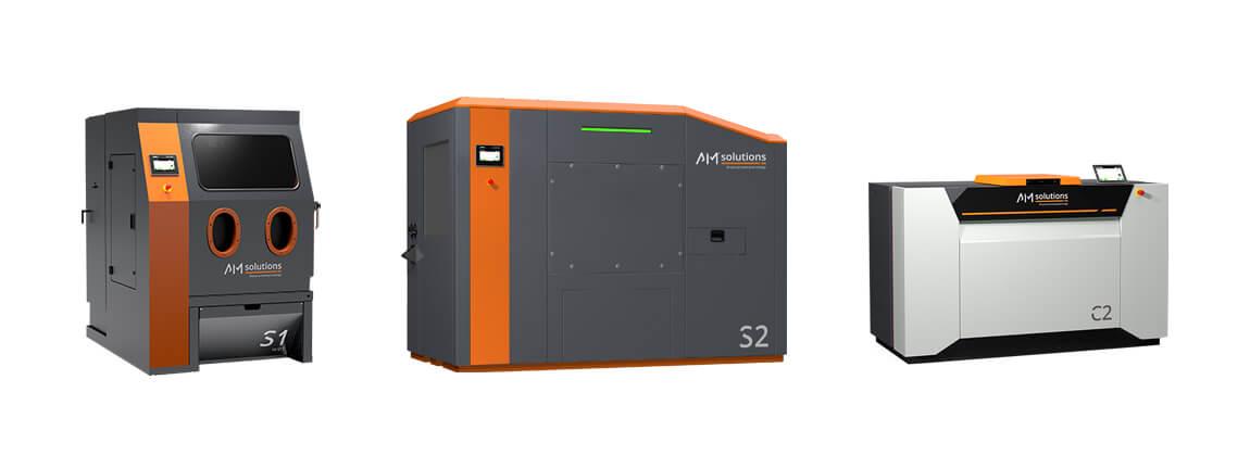 AM-Solutions S1, S2 und C2