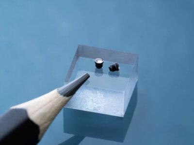 3D-gedruckte Mikrolinsen