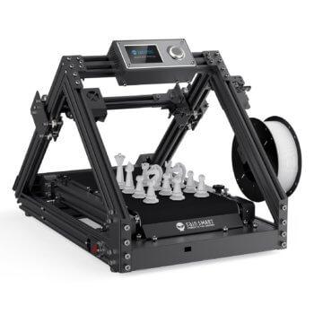 3D-Drucker INFI-20 mit Figuren