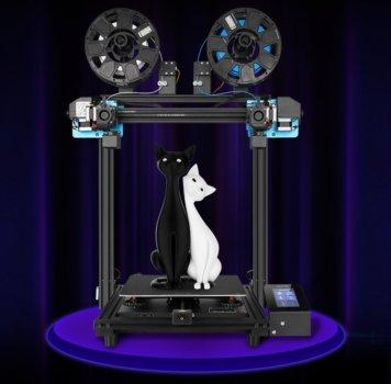 3D-Drucker und Druckobjekte