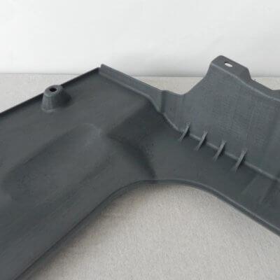 3D-gedruckter Unterbodenschutz Oldtimer