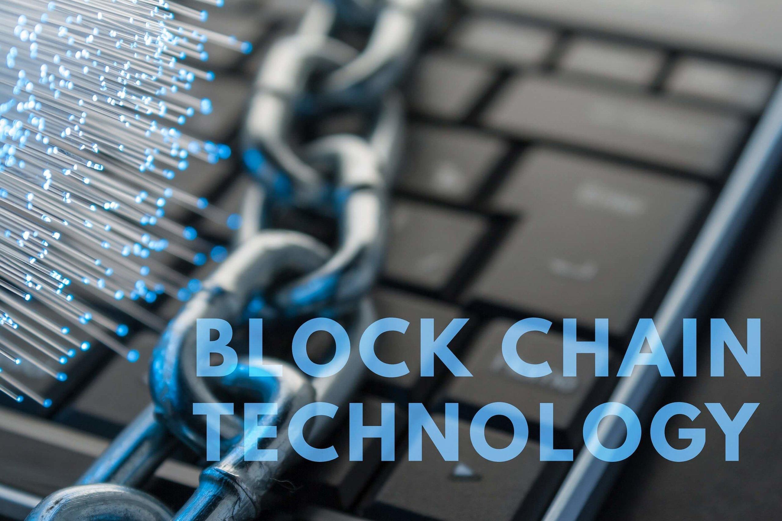 Blockchain-Technologie