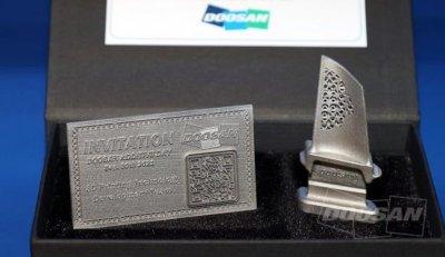 Einladungen und Schaufeln aus dem 3D-Drucker