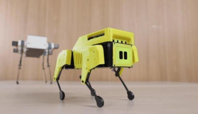 Roboterhund Mini Pupper