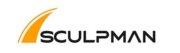 Sculpman Logo