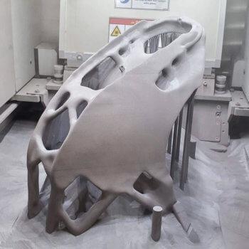 Überrollkäfig aus dem 3D-Drucker